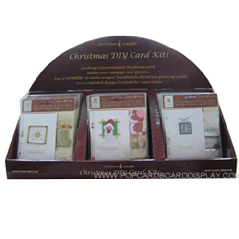 Greeting card promotion pdq showing shelfcardboard displaysdisplay greeting card promotion pdq showing shelf m4hsunfo