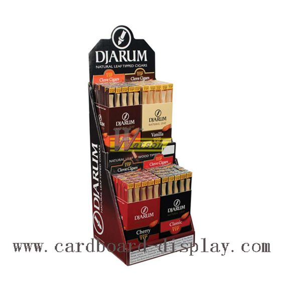 cigars counter showing box